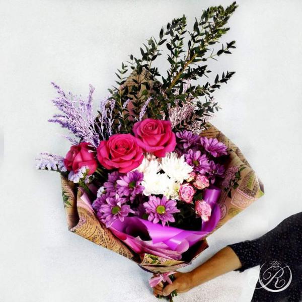 Букет цветов #5 с доставкой
