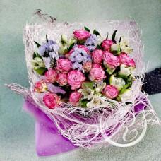 Букет из цветов #7
