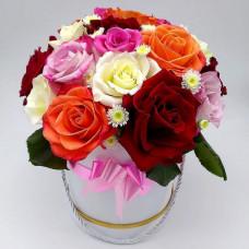 Букет из роз #2 в коробке